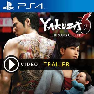 Yakuza 6 The Song of Life PS4 Prices Digital or Box Edition