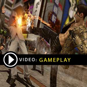 Yakuza Kiwami PS4 Gameplay Video