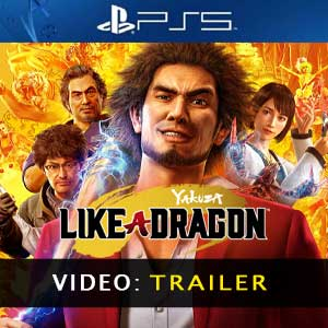 Yakuza Like a Dragon trailer video
