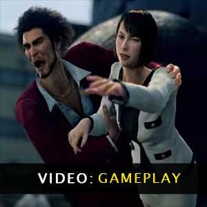 Yakuza Like a Dragon gameplay video