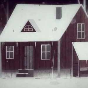 Year Walk - Snow house