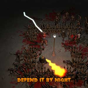 DEFEND IT BY NIGHT