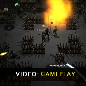 Yet Another Zombie Defense Gameplay Video