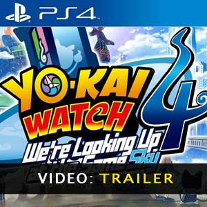 Yo-Kai Watch 4 We're Looking Up At The Same Sky PS4 Prices Digital or Box Edition