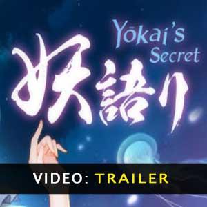 Yokais Secret Trailer Video