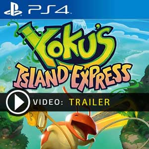 Yokus Island Express PS4 Prices Digital or Box Edition