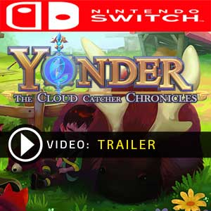 Yonder The Cloud Catcher Nintendo Switch Prices Digital or Box Edition