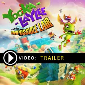 Buy Yooka-Laylee and the Impossible Lair CD Key Compare Prices