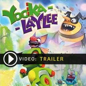 Buy Yooka-Laylee CD Key Compare Prices