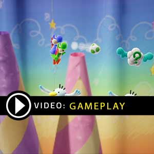 SYoshi's Crafted World Nintendo Switch Gameplay Video