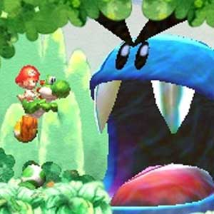 Yoshis New Island Nintendo 3DS Enemy