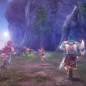 YS 8 Lacrimosa of DANA Screenshot