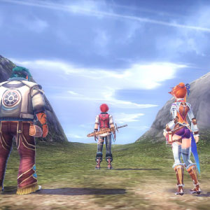 YS 8 Lacrimosa of DANA Game Character