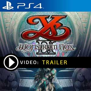 Ys IX Monstrum Nox PS4 Prices Digital or Box Edition