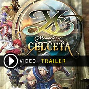 Buy YS Memories of Celceta CD Key Compare Prices