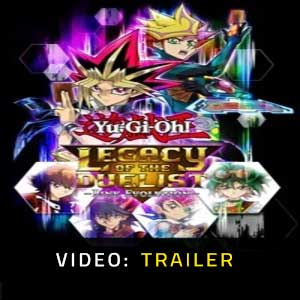 Yu-Gi-Oh! Legacy of the Duelist Link Evolution Video Trailer