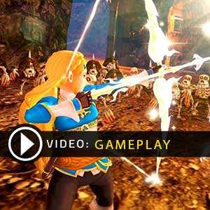 Zelda Musou Hyrule All Stars DX Nintendo Switch Gameplay Video