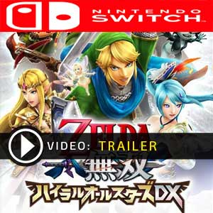 Zelda Musou Hyrule All Stars DX Nintendo Switch Prices Digital or Box Edition