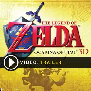 Zelda Ocarina of Time 3D Nintendo 3DS Prices Digital or Physical Edition