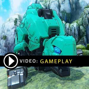 Zoids Wild King of Blast Nintendo Switch Gameplay Video
