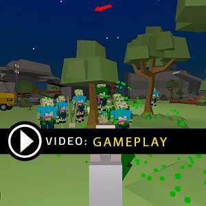 ZOMB Nintendo Switch Gameplay Video