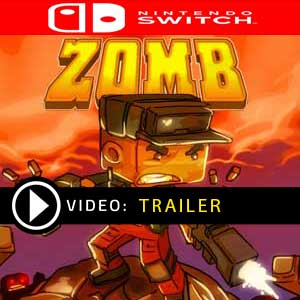 ZOMB Nintendo Switch Prices Digital or Box Edition