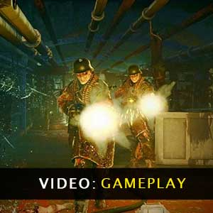Zombie Army Trilogy Gameplay Video