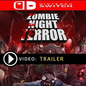 Zombie Night Terror Nintendo Switch Prices Digital or Box Edition