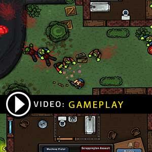 Zombie Scrapper Gameplay Video