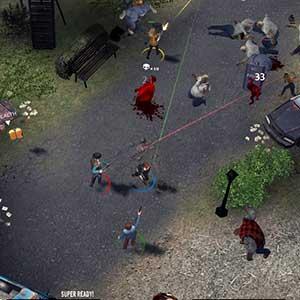 Zombies area