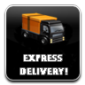 Express Delivery for Nintendo Switch Box Game