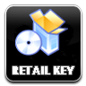 Retail cd key